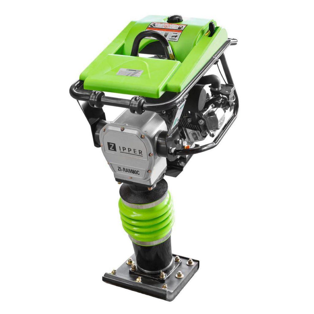 Vibrationsstampfer Zipper ZI-RAM80C (Zentrifugalkraft 10 kN)