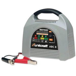 Unicraft Batterielade-/erhaltegerät Unicraft ABC 8