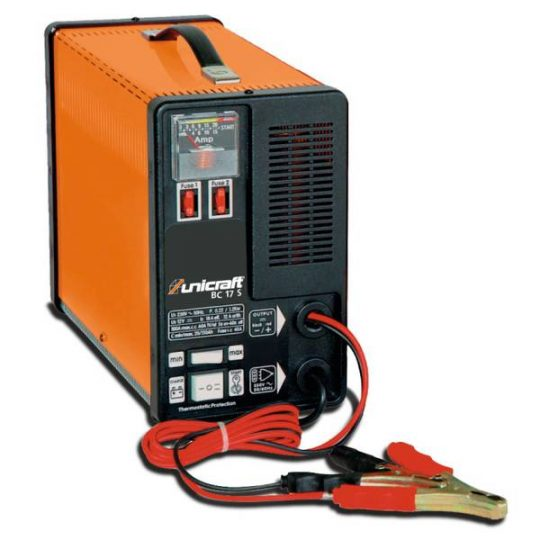 Batterielade-/startgerät Unicraft BC 17 S