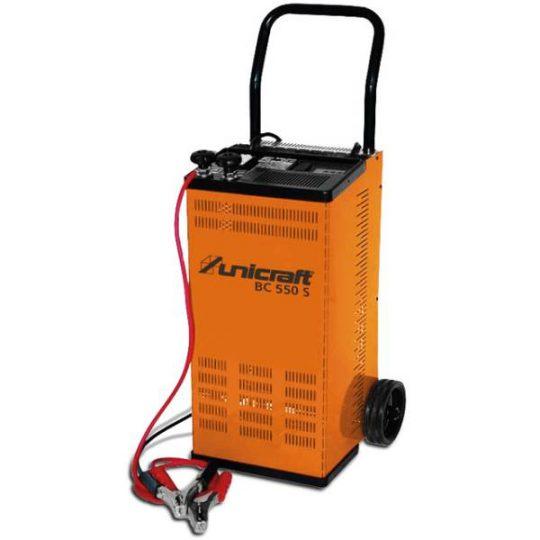 Batterielade-/startgerät Unicraft BC 550 S