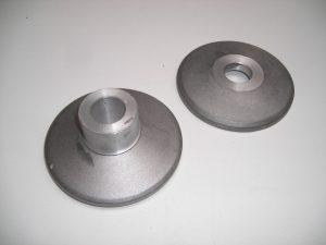 Flanschscheiben Steintrennmaschine Zipper STM350