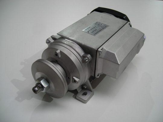 Elektromotor Steintrennmaschine Zipper STM350