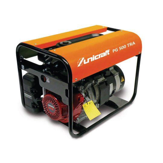 Synchron-Stromerzeuger Unicraft PG 500 TRA