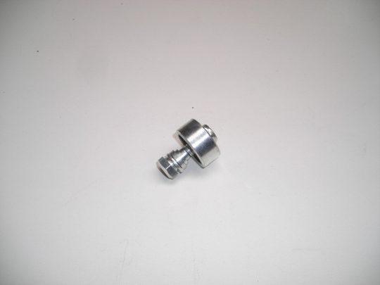 Rad klein Schiebeschlitten Steintrennmaschine Zipper STM350