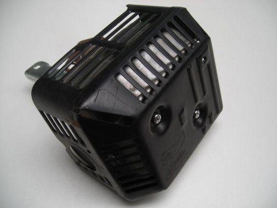 Auspuff Loncin G200F Motoren
