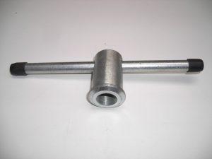 Befestigungshebel Steintrennmaschine Zipper STM350