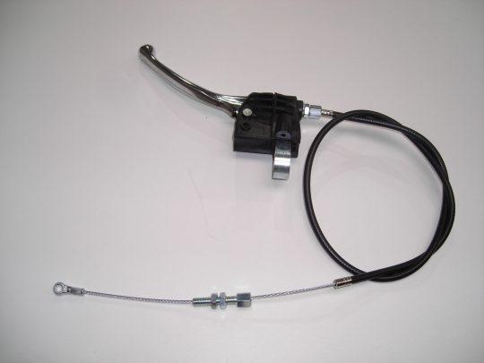 Bremsseilzug Lenkbremse Dumper Zipper MD500HS