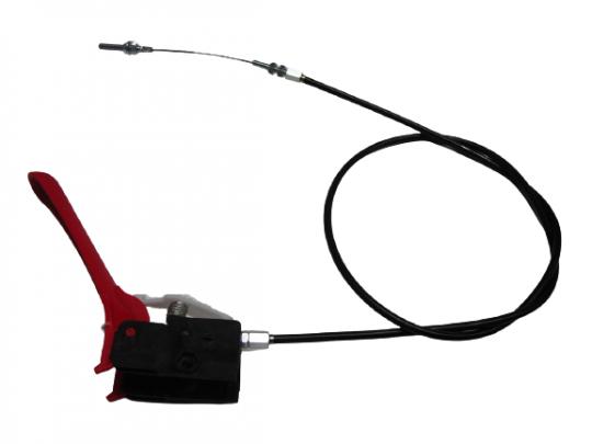 Kupplungsseilzug Dumper Zipper MD500HS
