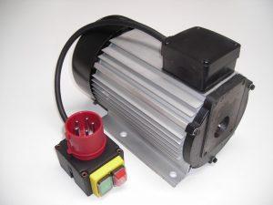 Elektro Motor Holzspalter ZIPPER HS8