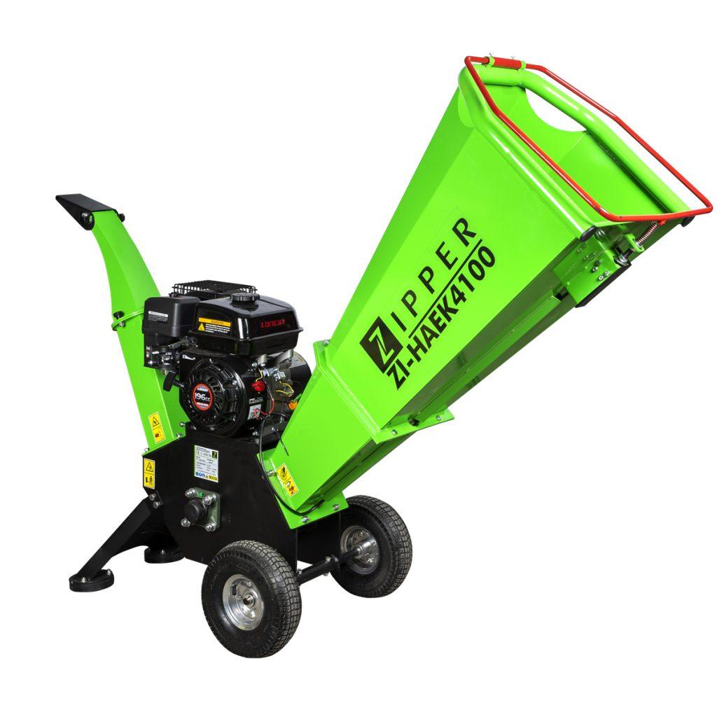 Benzin Häcksler ZIPPER ZI-HAEK4100 (Gartenhäcksler)