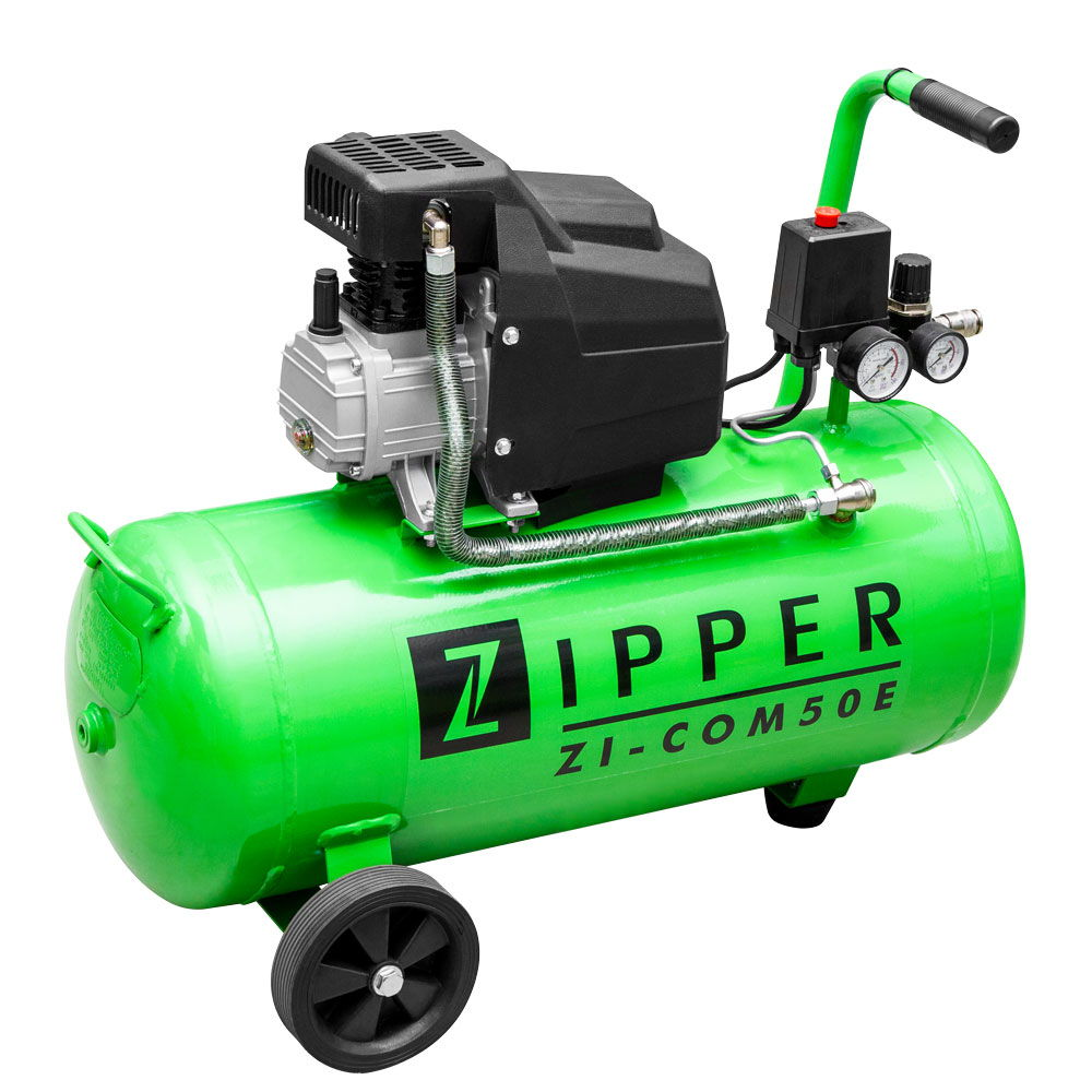 Kompressor Zipper ZI-COM50E Druckkessel 50 Liter