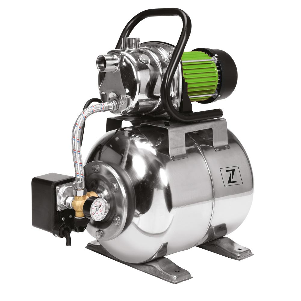 Hauswasserwerk Zipper HWW1200N (Haus-Pumpe)