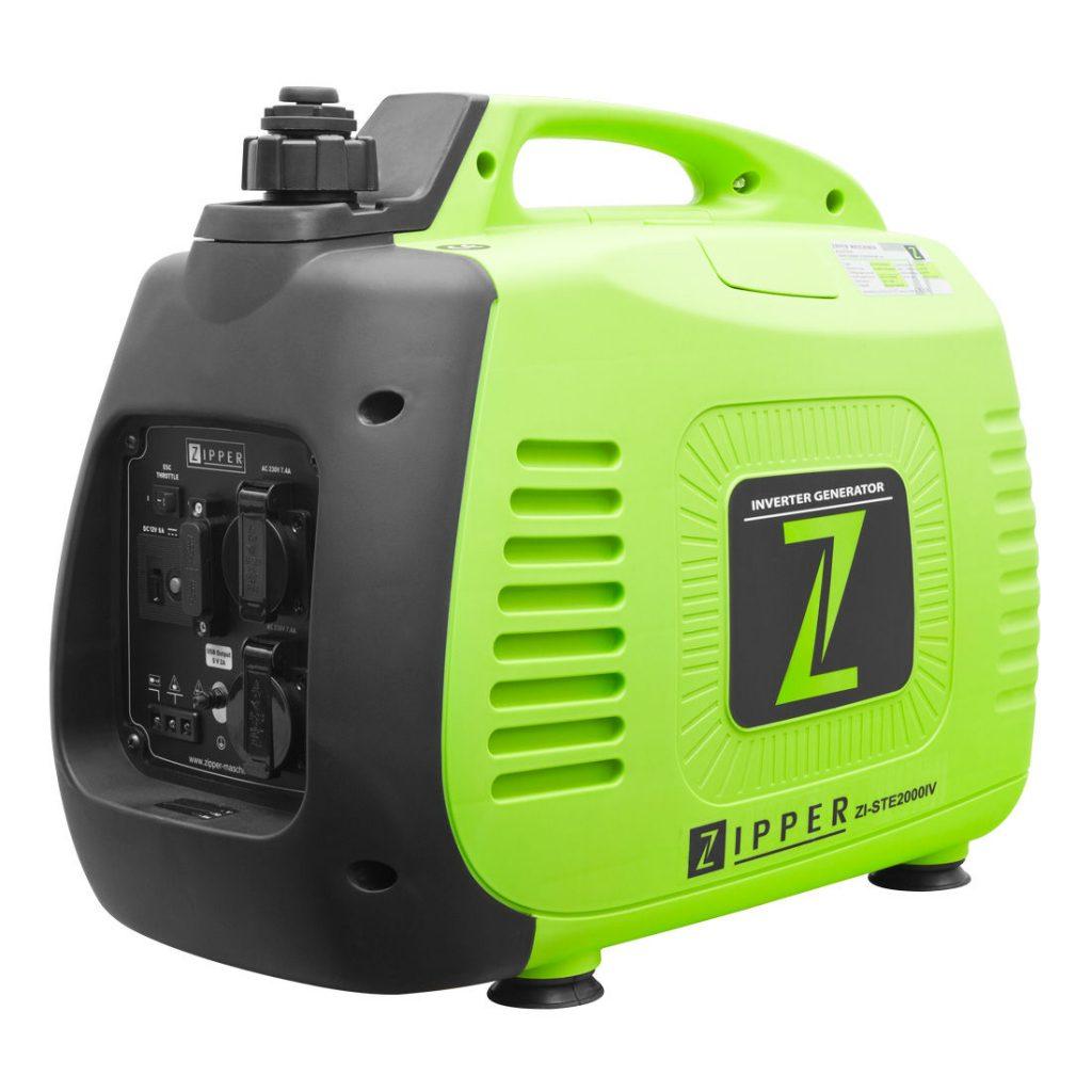 Stromerzeuger Zipper Zi-STE2000IV (INVERTER MAX. LEISTUNG 1900W)