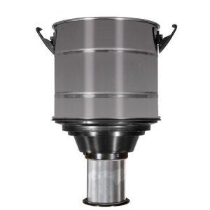 Spezialsauger mit Ölsieb Cleancraft flexCAT 390 EOT