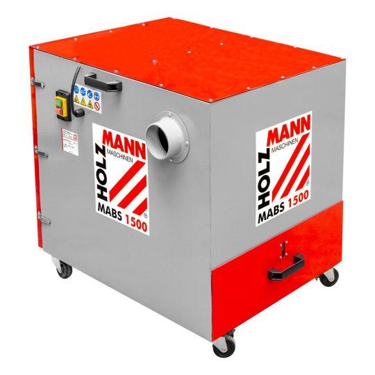 Absauganlage f. Metall Holzmann MABS1500_230V