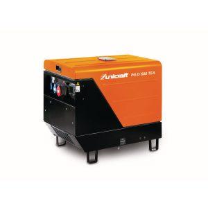 Stromerzeuger Unicraft PG-D 600 TEA