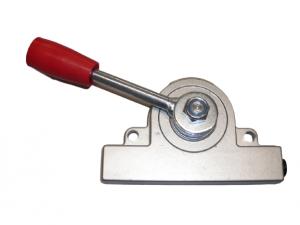 Vor- Rücklaufhebel Rüttelplatte Zipper