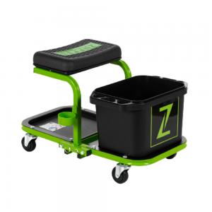 Mobiler Montagehocker mit Waschbehälter Zipper ZI-MHKW5