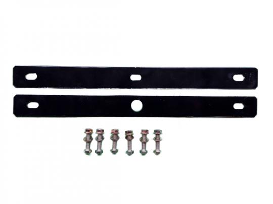 Befestigungsschienen Gummimatte Rüttelplatte Zipper RPE90C