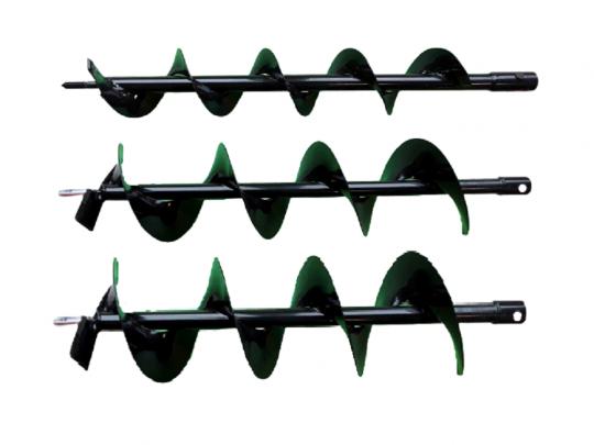 Bohraufsatz für Erdbohrer Zipper ELB70