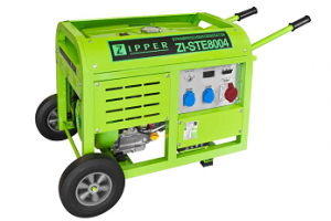 Ersatzteile Stromerzeuger Zipper ZI-STE8004, ZI-STE8000 LUMAG G8-E